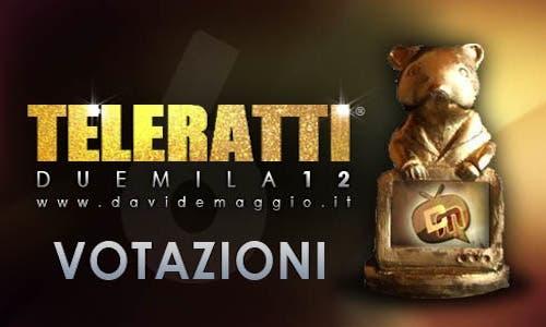TeleRatti 2012 - votazioni