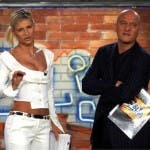 Zelig Michelle Hunziker e Claudio Bisio