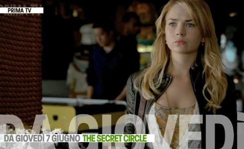 The Secret Circle su Mya