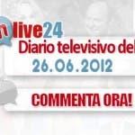 dm live 24 - 26 giugno 2012