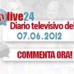 dm live 24 - 7 giugno 2012