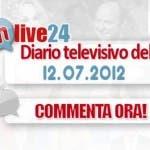 dm live 24 - 12 luglio 2012