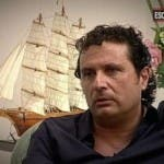 Francesco Schettino, Quinta Colonna