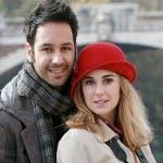 Matteo Branciamore e Nina Torresi