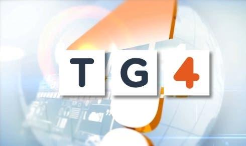 Tg4 ecco il nuovo logo - La porta rossa sigla ...