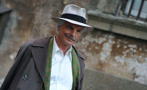 Michele Placido è Trilussa