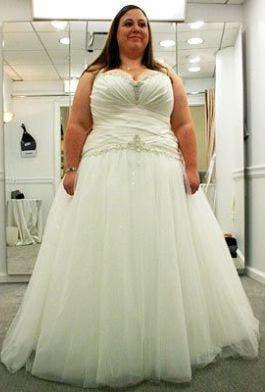 Vestiti Da Sposa Xxl.Abito Da Sposa Cercasi Xxl Su Real Time Davidemaggio It