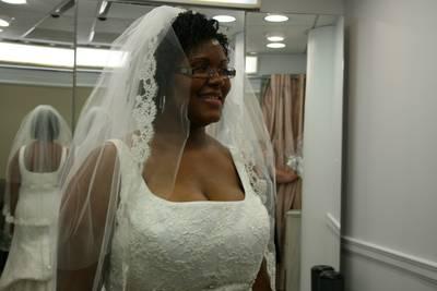 073fc051cf Abito da sposa cercasi xxl su Real Time | DavideMaggio.it