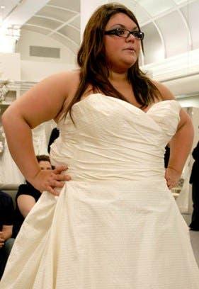 3f5bb8c77899 Programmi Abito da sposa cercasi XXL