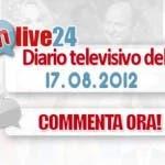 dm live 24 - 17 agosto 2012