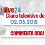 dm live 24 - 2 agosto 2012