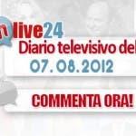 dm live 24 - 7 agosto 2012