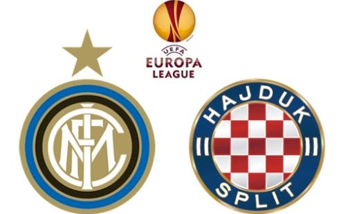 Europa League: Hajduk Spalato - Inter su La7