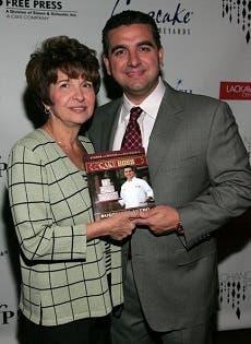 Buddy Valastro con la mamma