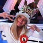 Veline, le finaliste: Giulia Calcaterra (bionde)