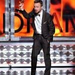 Aaron Paul_Emmy Awards 2012