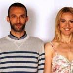 Alessandro Sampaoli e Debora Villa