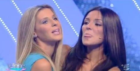 Alessia Reato e Giulia Calcaterra nuove veline