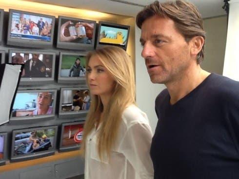 Domenica Live - Alessio Vinci e Sabrina Scampini