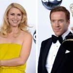 Claire Danes e Damian Lewis (via Sky.it)