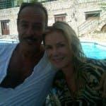 Katherine Kelly Lang e Massimo lopez
