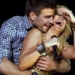 Shakira e Pique'