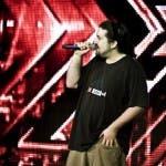 X Factor 6 - Morgan Ics