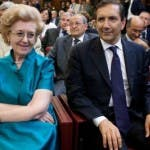 Luigi Gubitosi, Anna Maria Tarantola