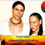 Massimiliano e Letizia