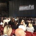 Adriano Live - via QuiMediaset
