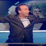 Roberto Benigni al Tg1
