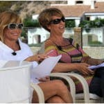 Simona Ventura e Paola Folli