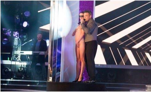 Robbie Williams - X Factor 6