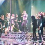Robbie Williams e i talenti di X Factor 6