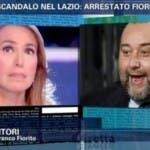 Barbara D'urso vs madre di Fiorito, Pomeriggio Cinque