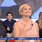 Simona Ventura in Cielo che Gol!