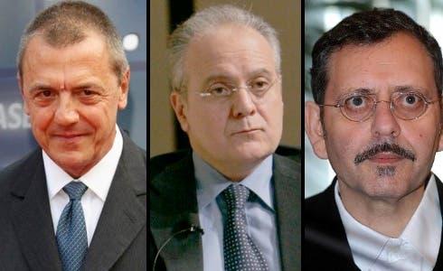 Donelli, Mazza, D'Alessandro
