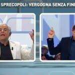 Domenica Live, lite tra Roberto Formigoni e Alessio Vinci