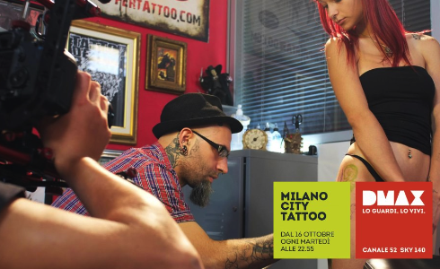Milano City Tattoo