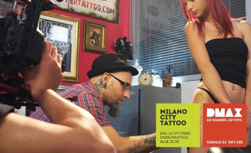 Milano City Tattoo