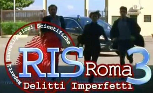 RIS Roma 3