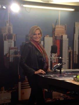 Simona Ventura a Deejay Chiama Italia