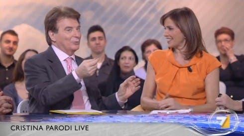Paolo Limiti - Cristina Parodi Live