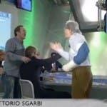 Rissa Cristina Parodi Live - Sgarbi VS Sloan