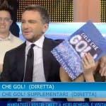 Simona Ventura piange dopo l'intervista alla Tommasi