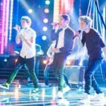 X Factor One direction