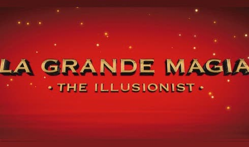 La Grande Magia - The Illusionist