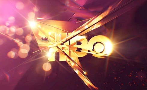 Logo HBO (a cura di AngelSign Studio)