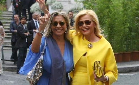 Mara Venier e Simona Ventura