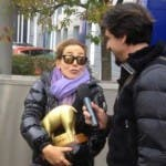 Tapiro d'oro a Barbara d'Urso
